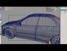 Building The Subaru Model - Part 1