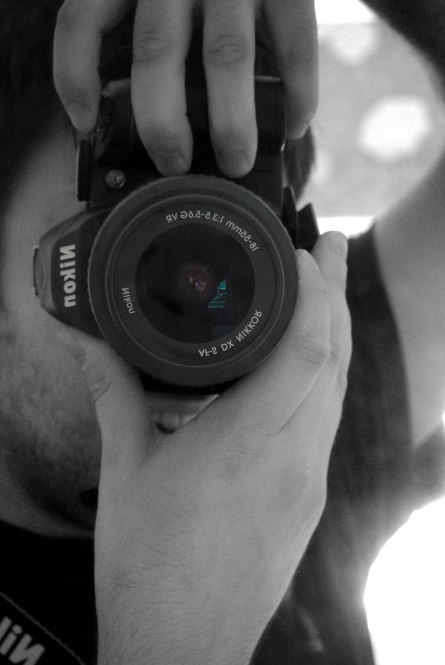 ICMSTUDIOS - Camera in mirror