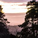 Sunset at Ashdown Forest East Sussex