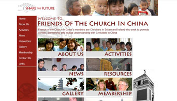 The FCC - Friends of the Church in China